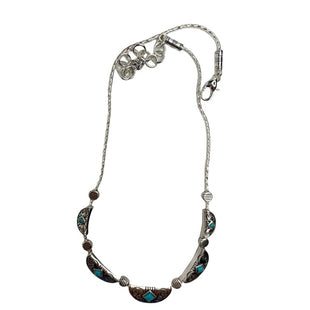 Primary Photo - BRAND: BRIGHTON STYLE: NECKLACE COLOR: TURQUOISE SKU: 299-29929-50581