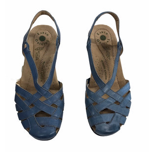 Primary Photo - BRAND: EARTH ORIGINS STYLE: SANDALS LOW COLOR: BLUE SIZE: 8 SKU: 299-29929-60185