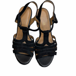 Primary Photo - BRAND: CLARKS STYLE: SANDALS HIGH COLOR: BLACK SIZE: 7.5 SKU: 299-29929-53531