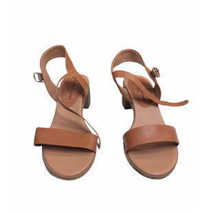 Primary Photo - BRAND: ROCK AND CANDY STYLE: SANDALS HIGH COLOR: TAN SIZE: 9 SKU: 299-29929-55600
