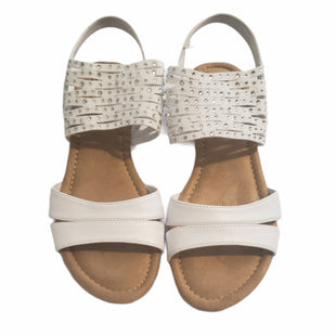 Primary Photo - BRAND: IMPO STYLE: SANDALS LOW COLOR: WHITE SIZE: 9 OTHER INFO: NEW! SKU: 299-29950-12517