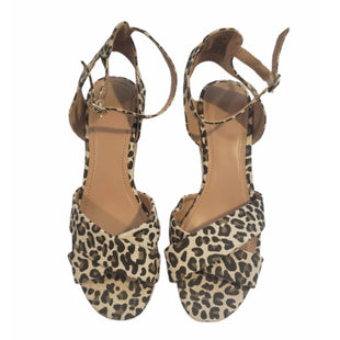 Primary Photo - BRAND: H&M STYLE: SANDALS HIGH COLOR: ANIMAL PRINT SIZE: 8.5 SKU: 299-29929-60010