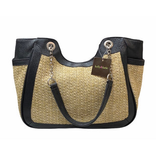 Primary Photo - BRAND: KELLY AND KATIE STYLE: HANDBAG COLOR: STRAW SIZE: LARGE SKU: 299-29929-54197