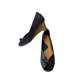 Primary Photo - BRAND: AEROSOLES STYLE: SHOES LOW HEEL COLOR: BLACK SIZE: 10 SKU: 299-29929-45498•NEW WITHOUT BOX!