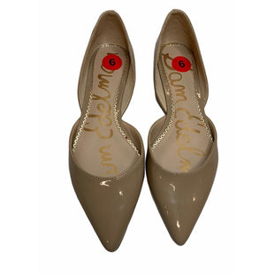 Primary Photo - BRAND: SAM EDELMAN STYLE: SHOES FLATS COLOR: NUDE SIZE: 6 SKU: 299-29929-53686