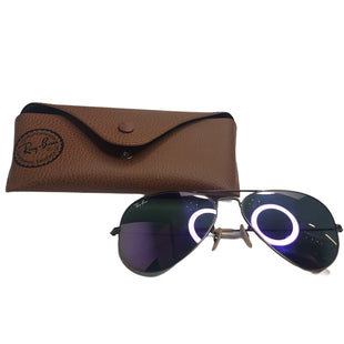 Primary Photo - BRAND: RAY BAN STYLE: SUNGLASSES COLOR: BROWN SKU: 299-29981-124