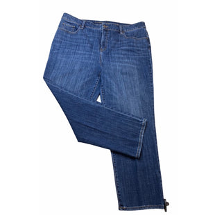 Primary Photo - BRAND: CHICOS STYLE: JEANS COLOR: DENIM SIZE: 16 SKU: 299-29929-54699