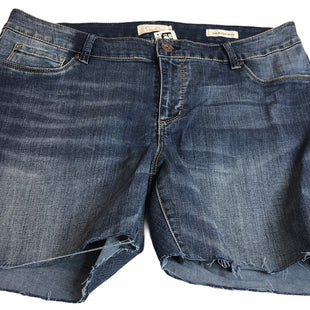 Primary Photo - BRAND: JESSICA SIMPSON STYLE: SHORTS COLOR: DENIM SIZE: 16 SKU: 299-29950-11293
