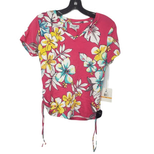 Primary Photo - BRAND: CARIBBEAN JOE STYLE: TOP SHORT SLEEVE COLOR: TROPICAL SIZE: PETITE   SMALL OTHER INFO: NEW! SKU: 299-29929-58992