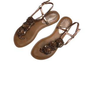 Primary Photo - BRAND: GIANNI BINI STYLE: SANDALS FLAT COLOR: ROSE SIZE: 8 SKU: 299-29950-11615