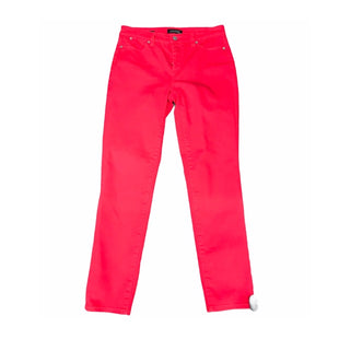Primary Photo - BRAND: TALBOTS STYLE: JEANS COLOR: RED SIZE: 4 SKU: 299-29929-51938