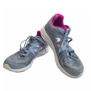Primary Photo - BRAND: NEW BALANCE STYLE: SHOES ATHLETIC COLOR: GREY SIZE: 9.5 SKU: 299-29950-12533