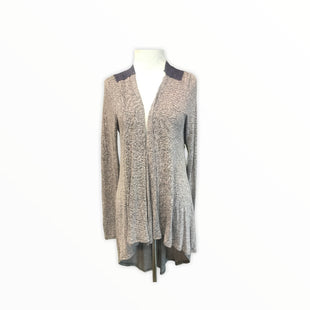 Primary Photo - BRAND: FILLY FLAIR STYLE: SWEATER CARDIGAN LIGHTWEIGHT COLOR: GREY SIZE: S SKU: 299-29929-50933