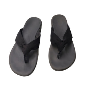 Primary Photo - BRAND: CLARKS STYLE: FLIP FLOPS COLOR: BLACK SIZE: 9 SKU: 299-29929-59791