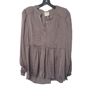 Primary Photo - BRAND: KNOX ROSE STYLE: TOP LONG SLEEVE COLOR: PURPLE SIZE: M OTHER INFO: NEW! SKU: 299-29929-58804