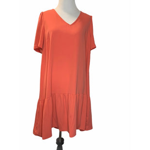 Primary Photo - BRAND: A NEW DAY STYLE: DRESS SHORT SHORT SLEEVE COLOR: ORANGE SIZE: S SKU: 299-29950-8001