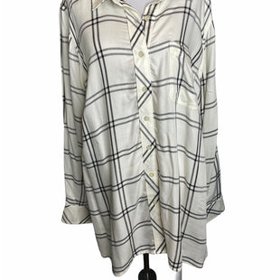 Primary Photo - BRAND: TALBOTS STYLE: TOP LONG SLEEVE COLOR: PLAID SIZE: 2X OTHER INFO: NEW! SKU: 299-29929-48852