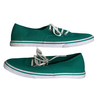 Primary Photo - BRAND: VANS STYLE: SHOES ATHLETIC COLOR: MINT SIZE: 8.5 SKU: 299-29929-49539