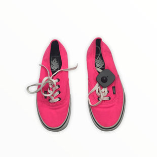 Primary Photo - BRAND: VANS STYLE: SHOES ATHLETIC COLOR: PINK SIZE: 7.5 SKU: 299-29929-50122