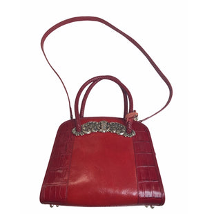 Primary Photo - BRAND: BRIGHTON STYLE: HANDBAG DESIGNER COLOR: RED SIZE: MEDIUM SKU: 299-29929-59171