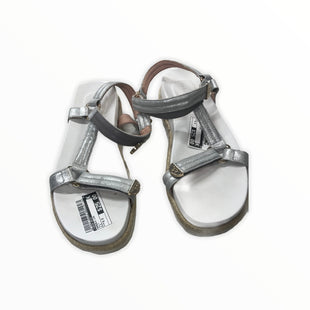 Primary Photo - BRAND: TARYN ROSE STYLE: SANDALS LOW COLOR: MULTI SIZE: 9.5 SKU: 299-29929-49944