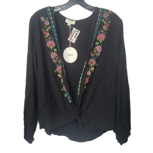 Primary Photo - BRAND: UMGEE STYLE: TOP LONG SLEEVE COLOR: BLACK SIZE: S SKU: 299-29929-58238
