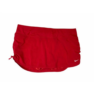 Primary Photo - BRAND: NIKE APPAREL STYLE: ATHLETIC SKIRT SKORT COLOR: RED SIZE: L SKU: 299-29911-25304