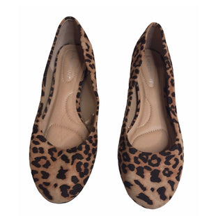 Primary Photo - BRAND: LANE BRYANT STYLE: SHOES FLATS COLOR: ANIMAL PRINT SIZE: 9 SKU: 299-29950-11337