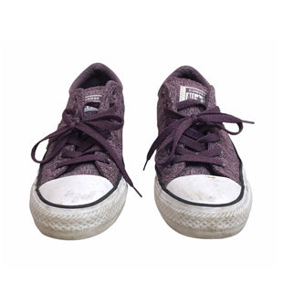 Primary Photo - BRAND: CONVERSE STYLE: SHOES ATHLETIC COLOR: PURPLE SIZE: 7 SKU: 299-29929-55530