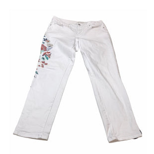 Primary Photo - BRAND: JESSICA SIMPSON STYLE: JEANS COLOR: WHITE SIZE: 8 SKU: 299-29950-11377