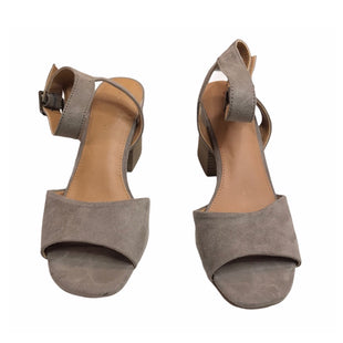 Primary Photo - BRAND: UNIVERSAL THREAD STYLE: SANDALS HIGH COLOR: TAUPE SIZE: 8.5 SKU: 299-29929-55628