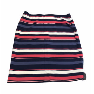 Primary Photo - BRAND: ANN TAYLOR LOFT STYLE: SKIRT COLOR: STRIPED SIZE: M OTHER INFO: NEW! SKU: 299-29929-58695