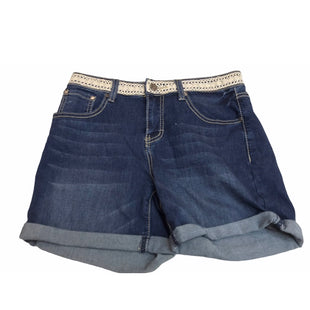 Primary Photo - BRAND: EARL JEAN STYLE: SHORTS COLOR: DENIM SIZE: 6 SKU: 299-29929-56116