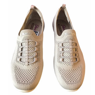 Primary Photo - BRAND: SKECHERS STYLE: SHOES ATHLETIC COLOR: BEIGE SIZE: 8 OTHER INFO: AIR-COOLED MEMORY FOAM SKU: 299-29987-752