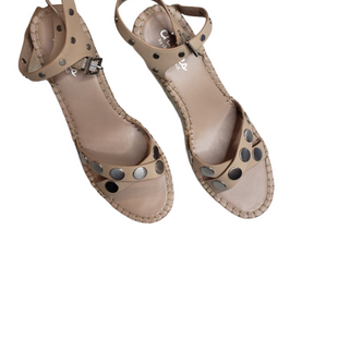 Primary Photo - BRAND: CHARLES BY CHARLES DAVID STYLE: SANDALS HIGH COLOR: DUSTY PINK SIZE: 8.5 SKU: 299-29929-56720