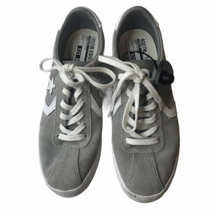 Primary Photo - BRAND: CONVERSE STYLE: SHOES ATHLETIC COLOR: GREY SIZE: 7 SKU: 299-29968-1548
