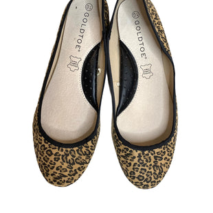 Primary Photo - BRAND:    CLOTHES MENTOR STYLE: SHOES FLATS COLOR: ANIMAL PRINT SIZE: 10 OTHER INFO: UPPER LEATHER SKU: 299-29929-54469