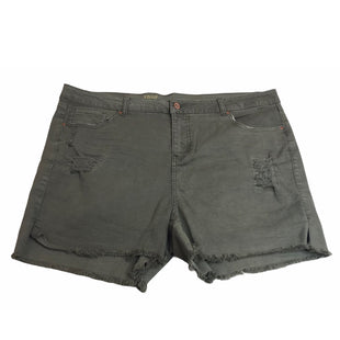 Primary Photo - BRAND: TRUE CRAFT STYLE: SHORTS COLOR: OLIVE SIZE: 20 SKU: 299-29950-11294