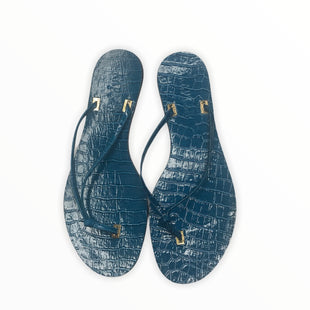 Primary Photo - BRAND: LAUREN BY RALPH LAUREN STYLE: SANDALS LOW COLOR: BLUE SIZE: 7.5 SKU: 299-29974-1321