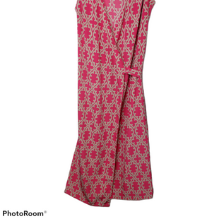 Primary Photo - BRAND: BANANA REPUBLIC O STYLE: DRESS LONG SLEEVELESS COLOR: PRINT SIZE: 10 SKU: 299-29929-57290