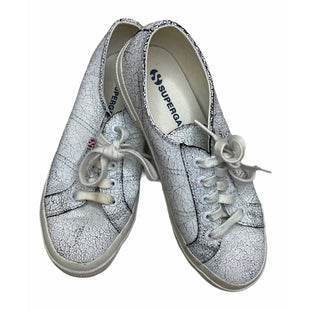 Primary Photo - BRAND: SUPERGA STYLE: SHOES ATHLETIC COLOR: WHITE SIZE: 7.5 SKU: 299-29950-11029