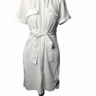 Primary Photo - BRAND: EXPRESS STYLE: DRESS SHORT SHORT SLEEVE COLOR: WHITE SIZE: S SKU: 299-29974-22