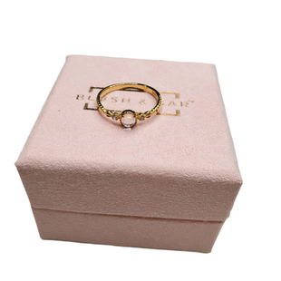 Primary Photo - BRAND:  BLUSH & BARSTYLE: RING COLOR: GOLD SIZE: 9.5 OTHER INFO: 925SKU: 299-29929-54385