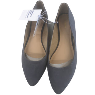 Primary Photo - BRAND: OLD NAVY STYLE: SHOES FLATS COLOR: GREY SIZE: 10 OTHER INFO: NEW! SKU: 299-29950-11744