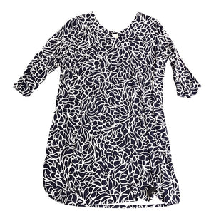Primary Photo - BRAND: CHICOS STYLE: DRESS SHORT LONG SLEEVE COLOR: PRINT SIZE: XL OTHER INFO: NEW! SKU: 299-29929-49763