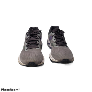 Primary Photo - BRAND: MIZUNO STYLE: SHOES ATHLETIC COLOR: GREY SIZE: 10 SKU: 299-29929-57252