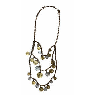 Primary Photo - BRAND: CABI STYLE: NECKLACE COLOR: GOLD SILVER SKU: 299-29929-53850