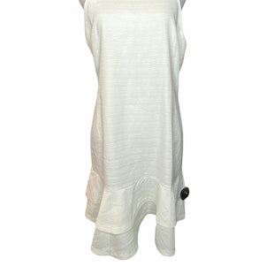 Primary Photo - BRAND: GIANNI BINI STYLE: DRESS SHORT SLEEVELESS COLOR: WHITE SIZE: M OTHER INFO: NEW WITH TAG - AS IS - SPOT SKU: 299-29974-889