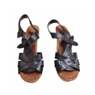 Primary Photo - BRAND: DOLCE VITA STYLE: SANDALS HIGH COLOR: BLACK SIZE: 10 SKU: 299-29929-55404