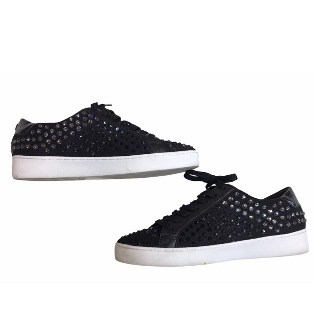 Photo #1 - BRAND: MICHAEL BY MICHAEL KORS <BR>STYLE: SHOES ATHLETIC <BR>COLOR: SPARKLES <BR>SIZE: 9 <BR>SKU: 299-29929-57975